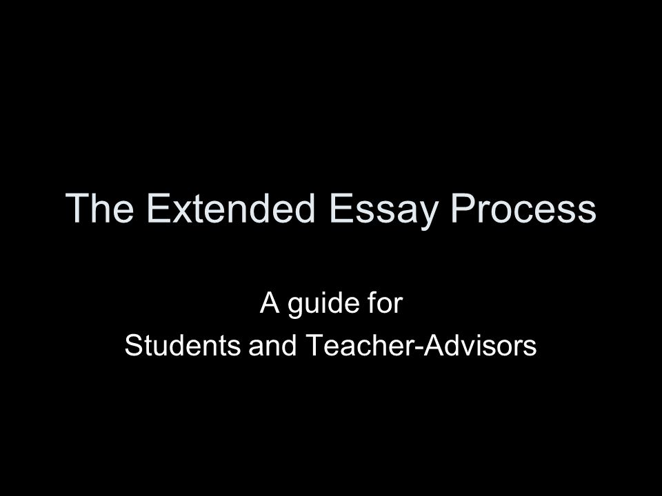richard montgomery high school extended essay guide 2014