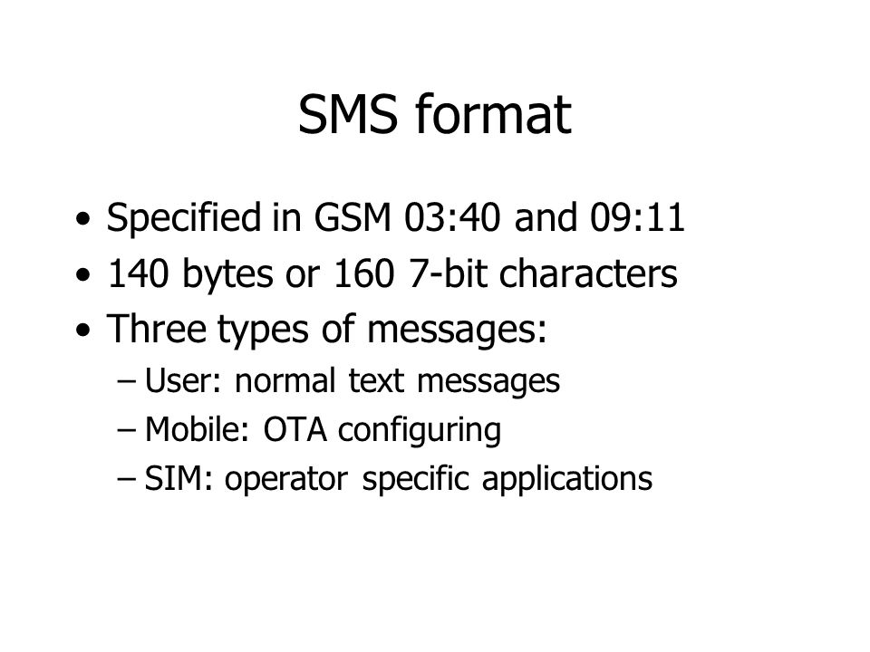 Mobile System SMS bytes that saved an industry Johan