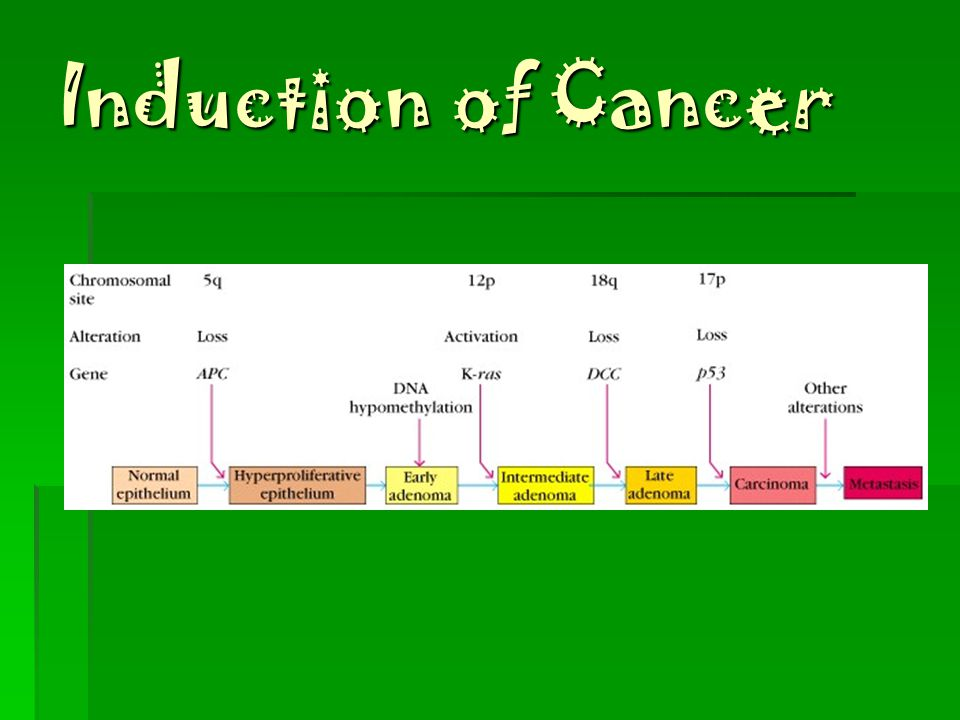 Induction of Cancer Fig. 22.2