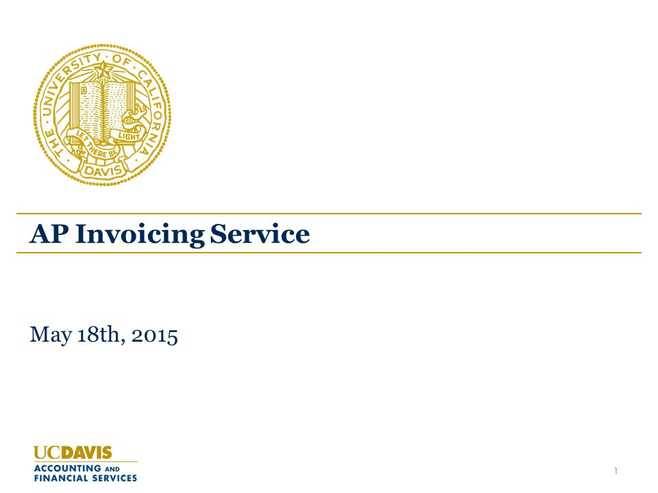 1 ap invoicing service may 18th 2015 1