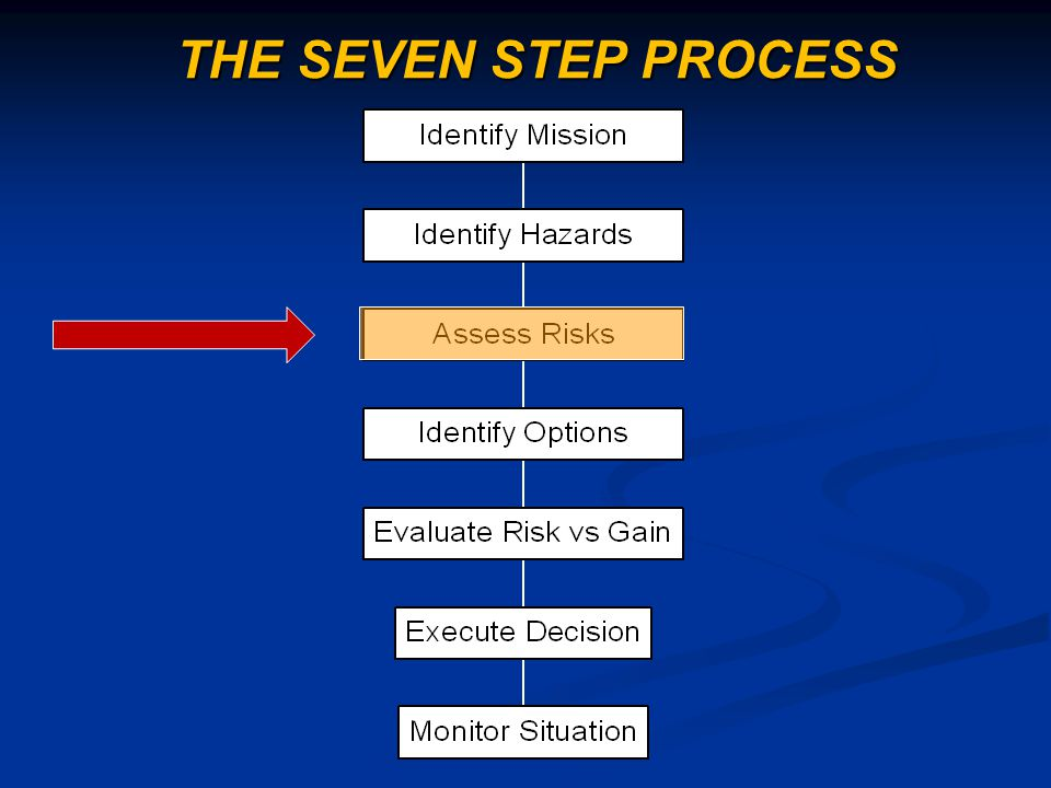 THE SEVEN STEP PROCESS THE SEVEN STEP PROCESS
