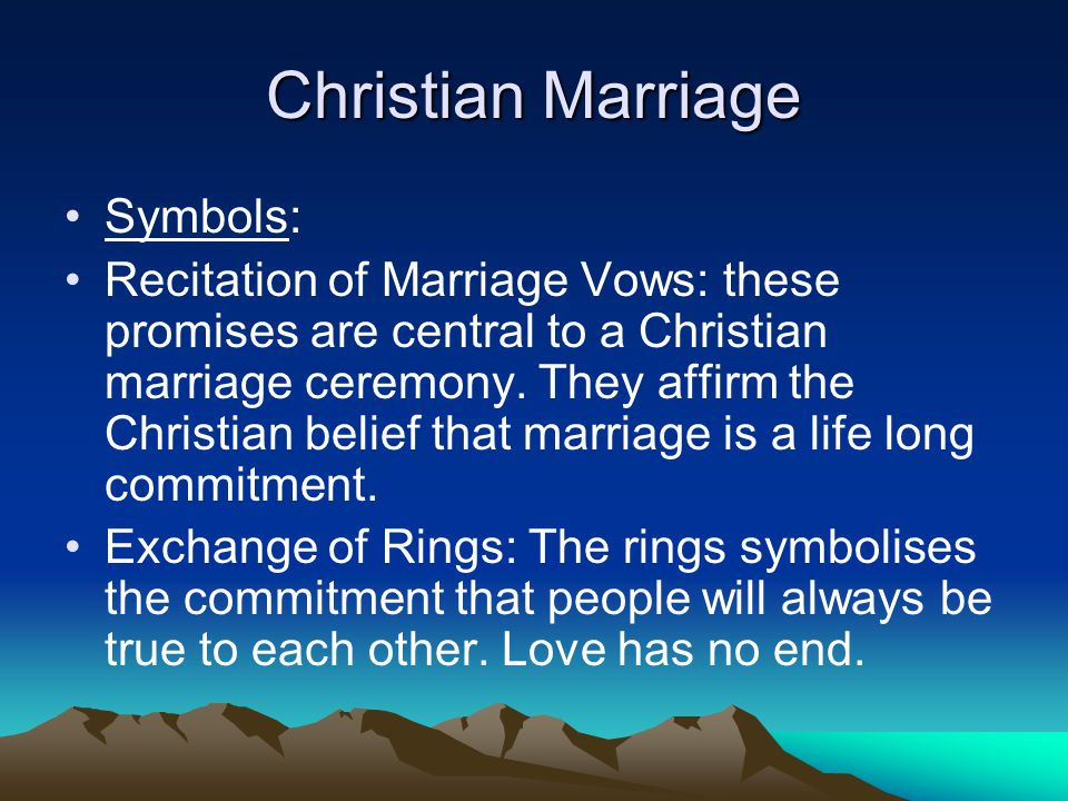 Christian Jewish Marriage Rite Of Passage Christian Marriage The