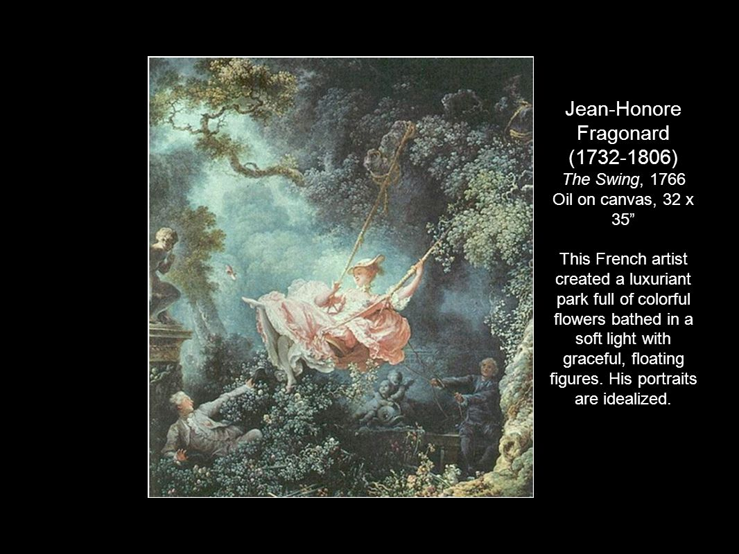 Chapter 115 Rococo Rococo A Style First Developed In France Was