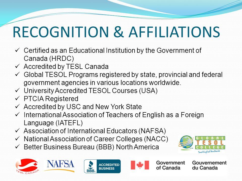 international tesol certification english language training (esl