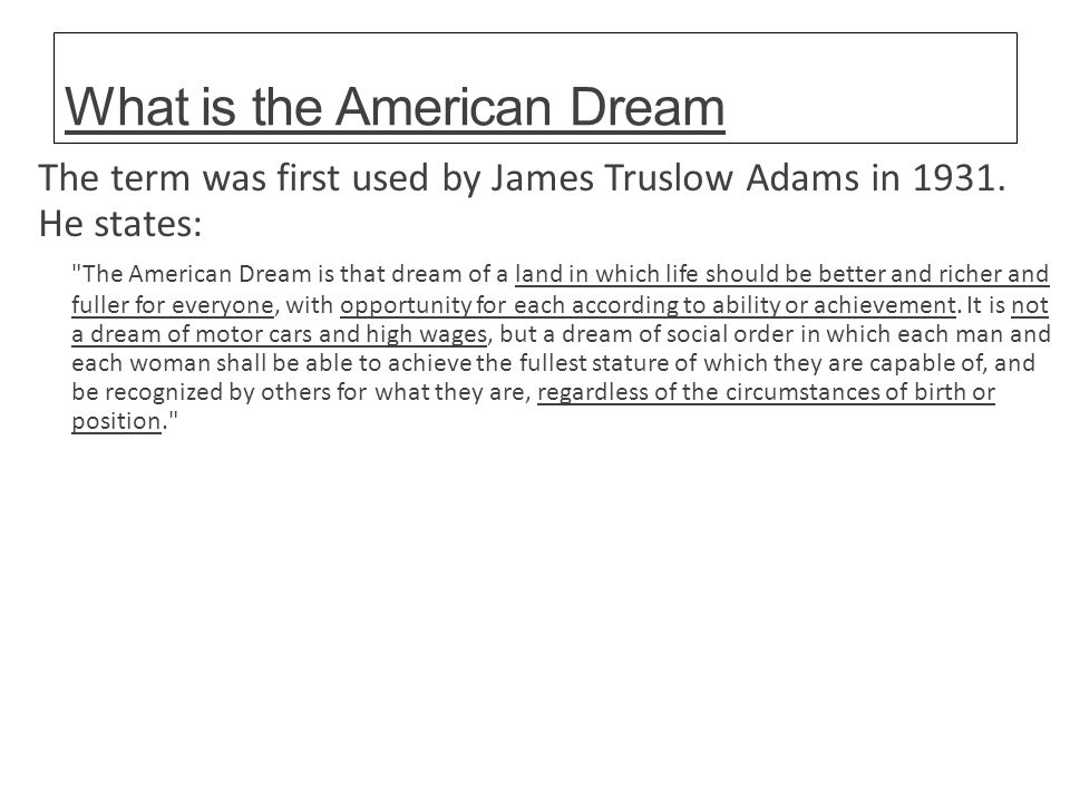 american dream essay thesis statement  mistyhamel american dream essay thesis dreams and of mice men do now