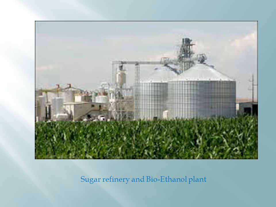 Sugar refinery and Bio-Ethanol plant