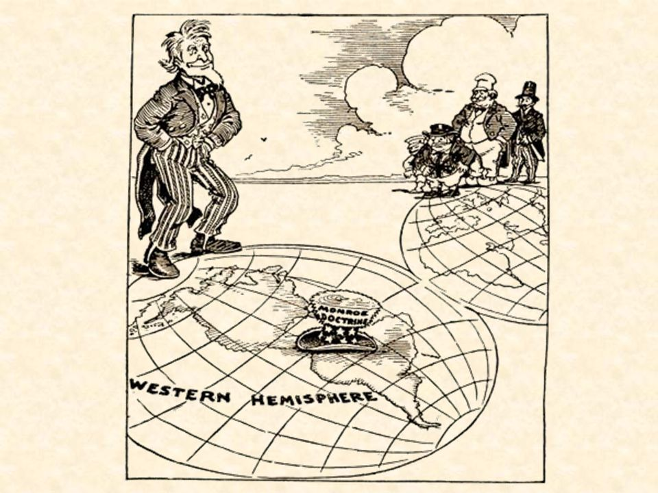 what was the importance of the monroe doctrine