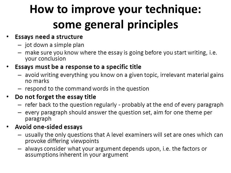 How To Improve Essays - hepatitze