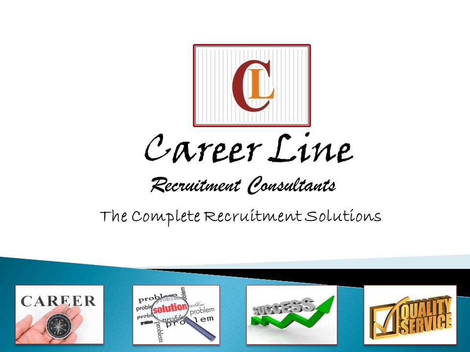 Career Line Recruitment Consultants The Complete Recruitment Solutions