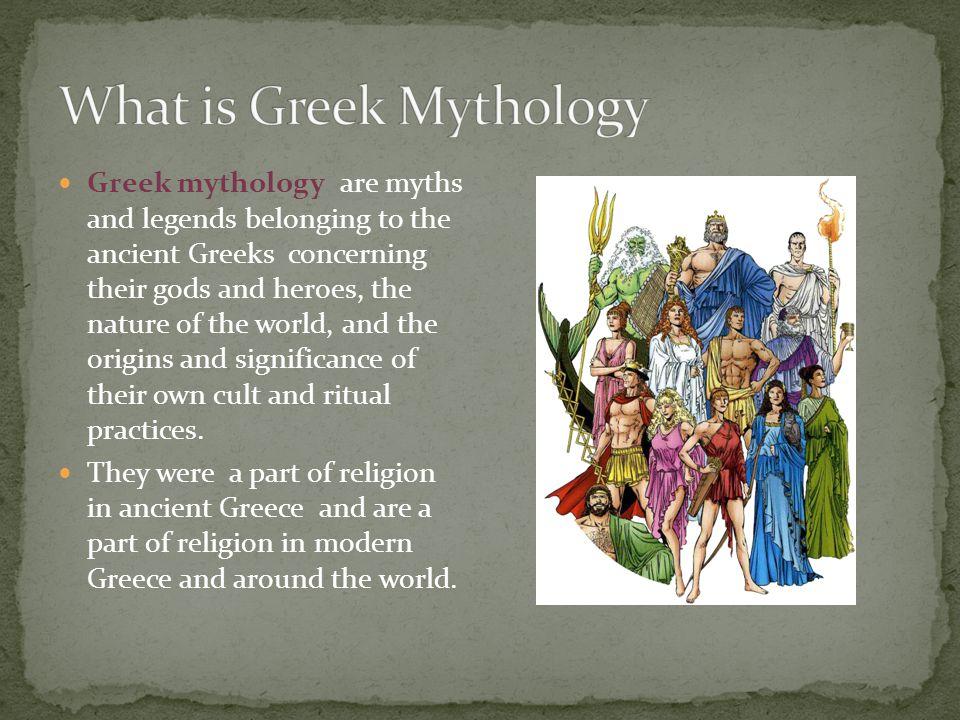 greek gods and religious practices