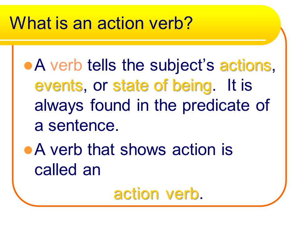2 action verbs jump