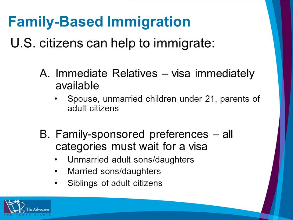 Family-Based Immigration U.S.