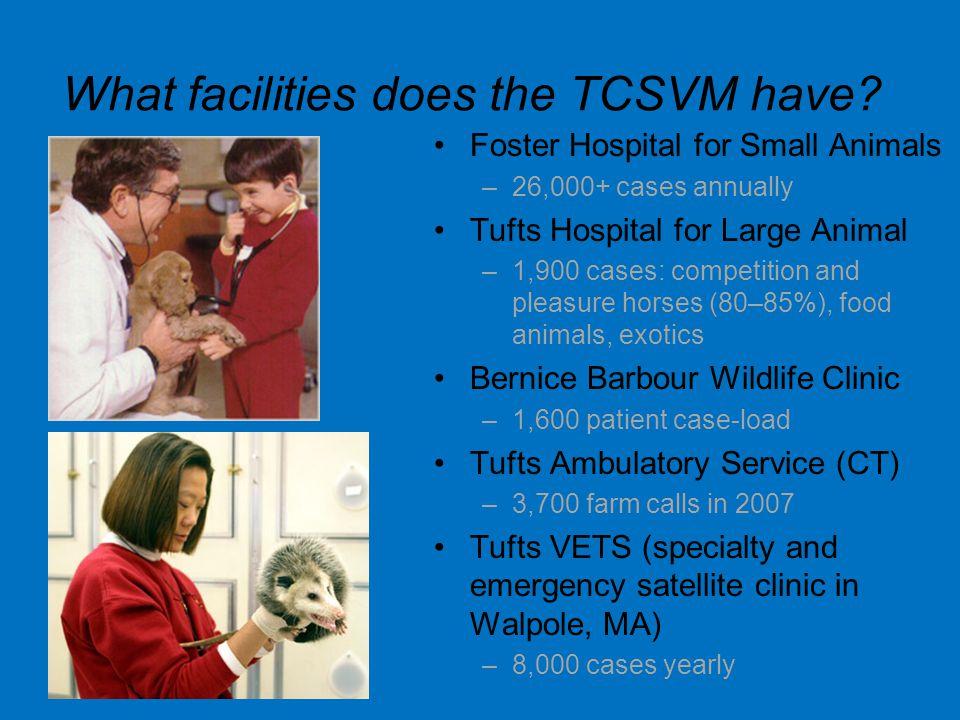 Tufts University Cummings School of Veterinary Medicine