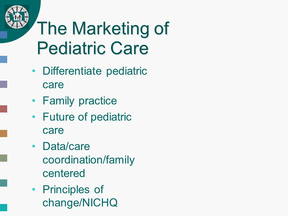 "The Medical Home in Pediatric Practice Forrest C  ""Curt"