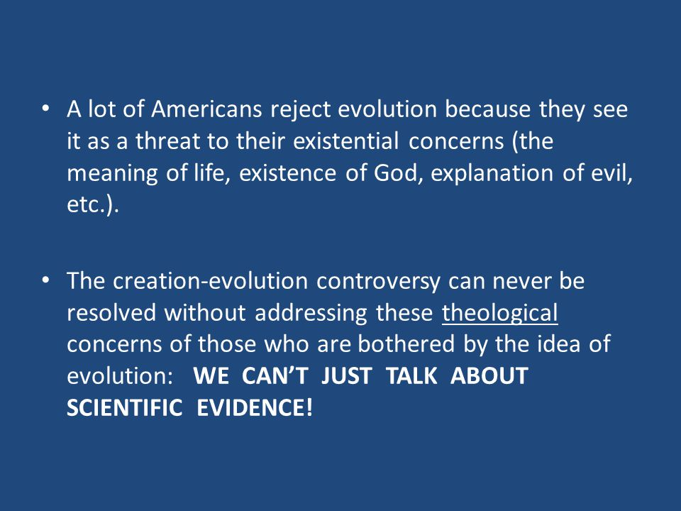 Creation Vs Evolution Its Not About Science Daryl P Domning