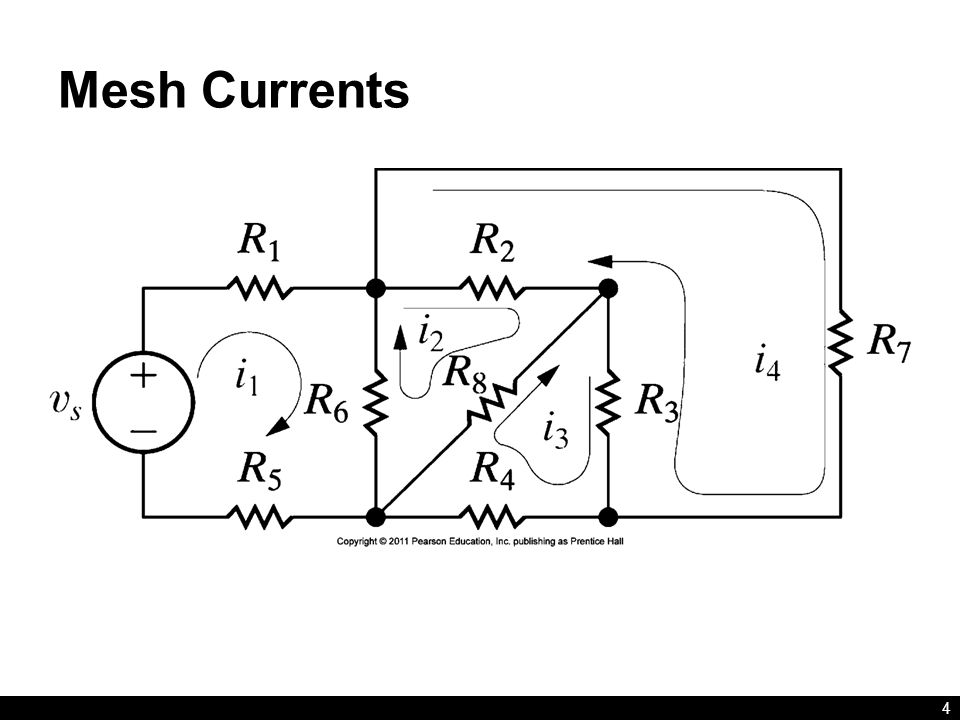 Mesh Currents 4