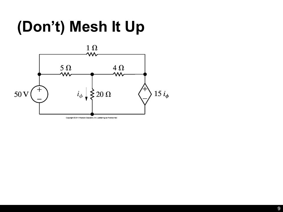 (Don't) Mesh It Up 9