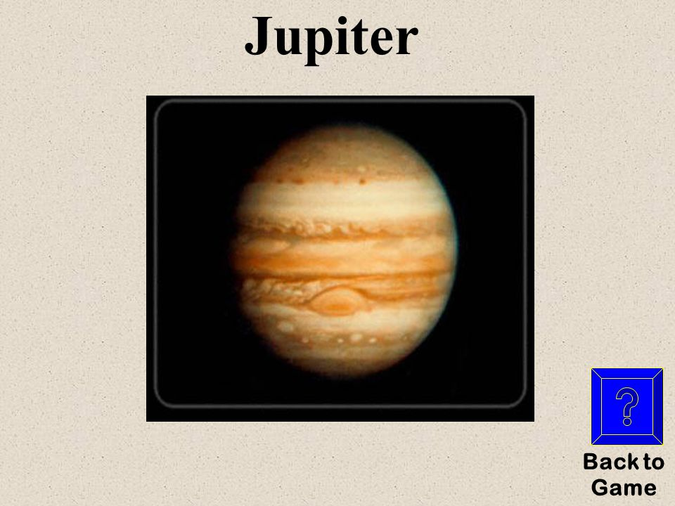 What is… Outer Planets $400 Y es NO A planet with shifting belts of gaseous clouds