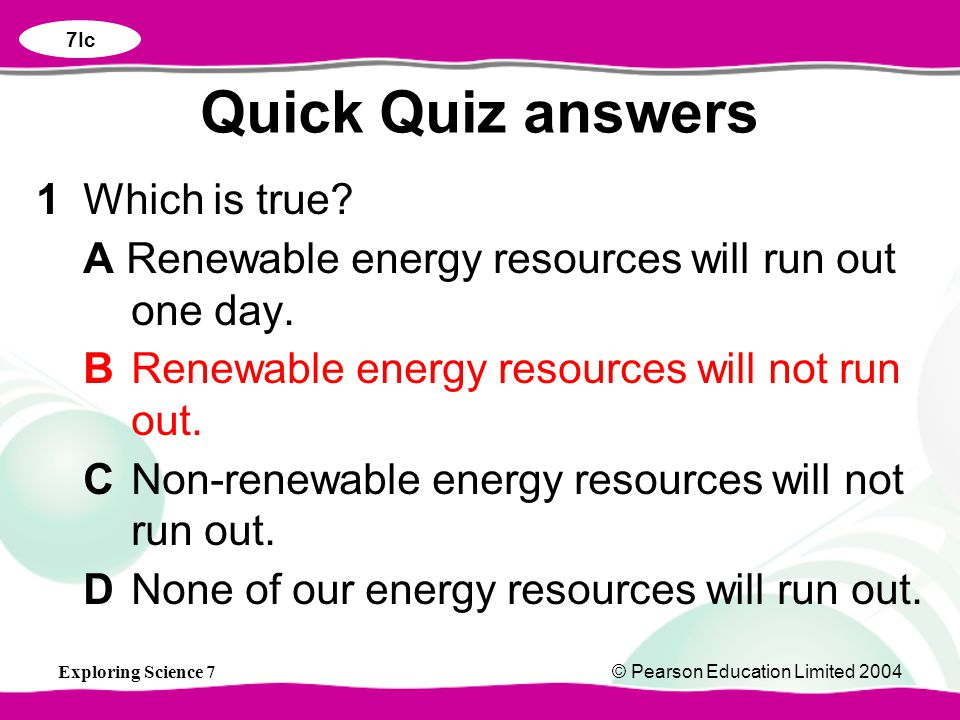 which is not a renewable energy resource answers com