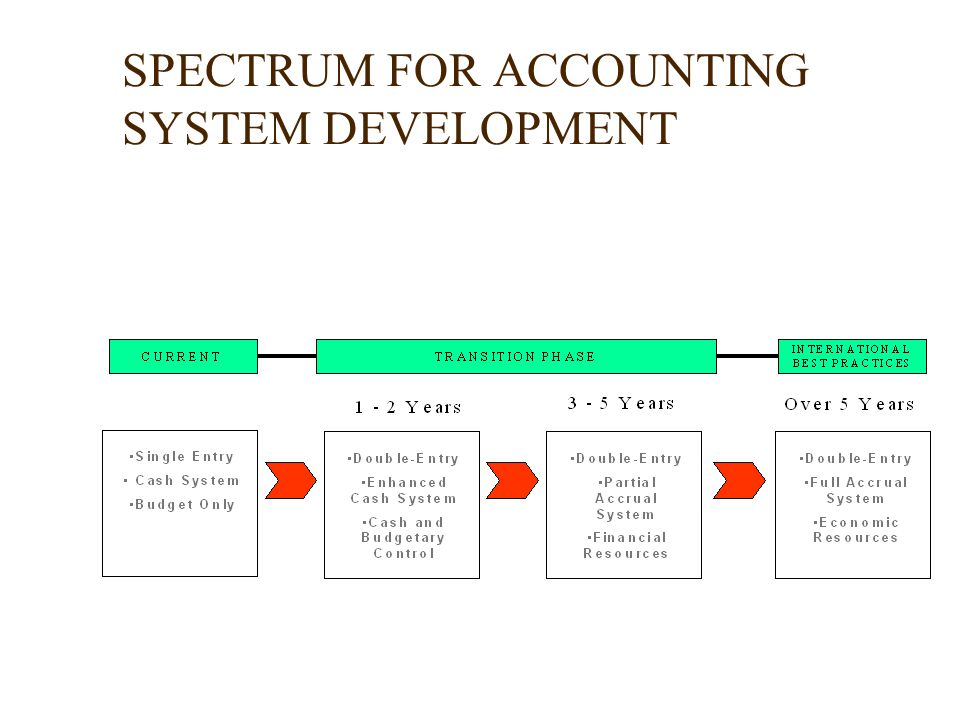 nature of government accounting