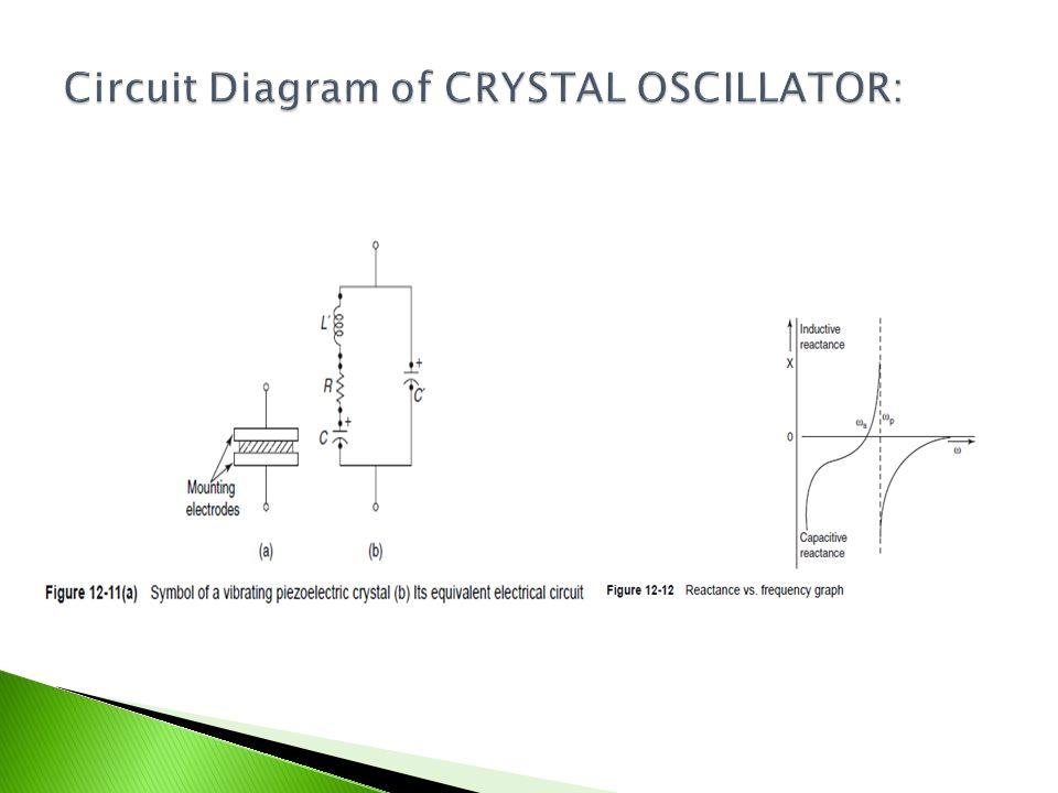 Luxury Crystal Oscillator Symbol Image - Electrical Circuit Diagram ...