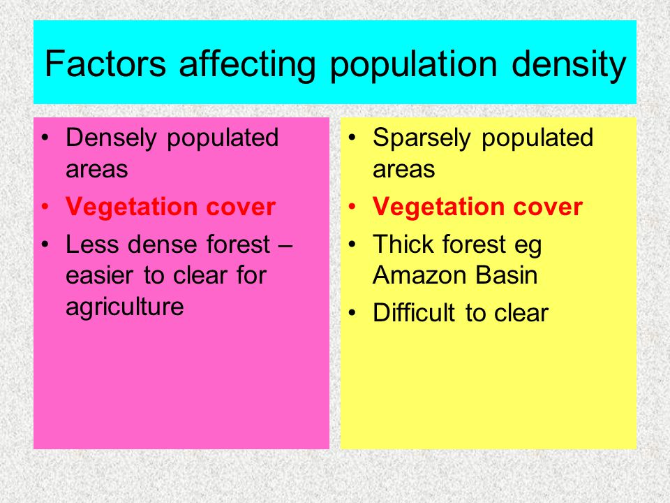 relating to agricultural or sparsely populated areas