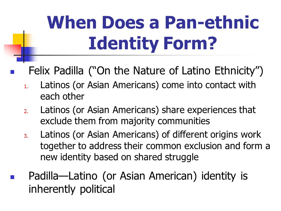 pan latino definition