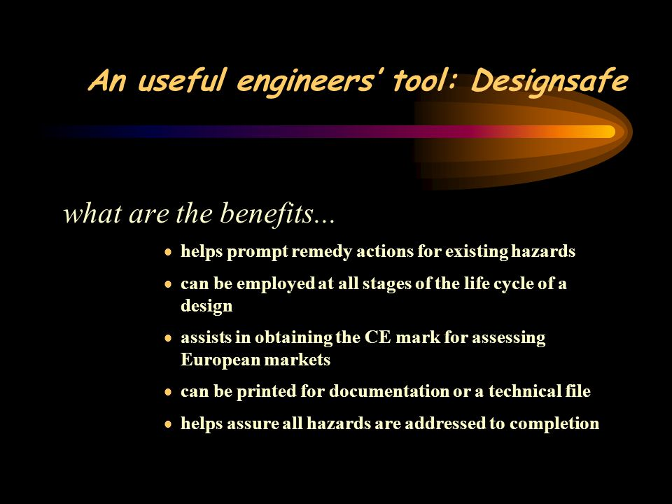 An useful engineers' tool: Designsafe what are the benefits...