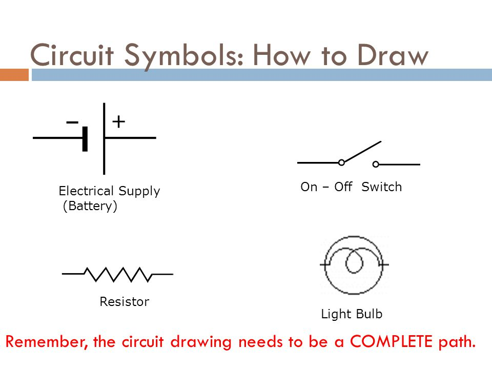 Series And Parallel Circuits Circuits Provides A Path For
