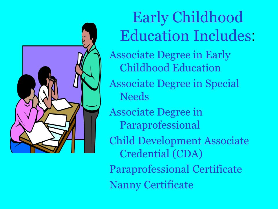 take a career in early childhood education at mott community college ...
