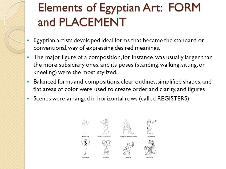 Ancient Egypt Art & Writing  Function of Egyptian Art Mostly