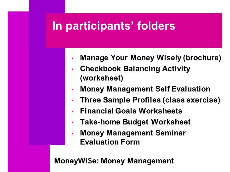 moneywi e money management moneywi e money management training