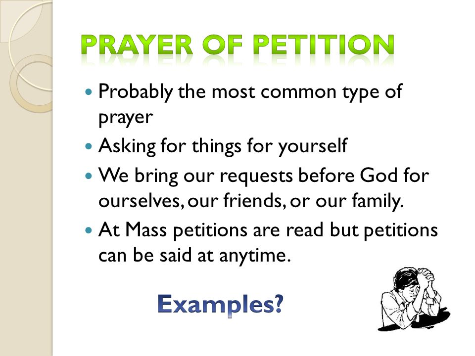 Prayer types and forms of prayer unit 4 prayer what does it mean probably the most common type of prayer asking for things for yourself we bring our requests thecheapjerseys