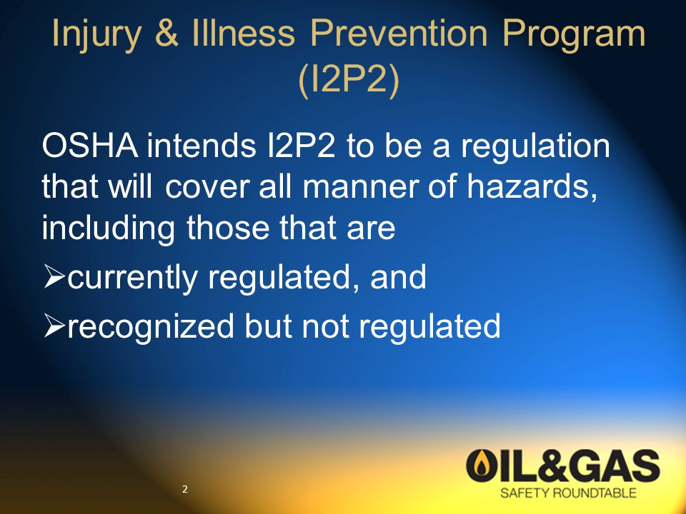 1 Getting Beyond Compliance With Safety, Health and