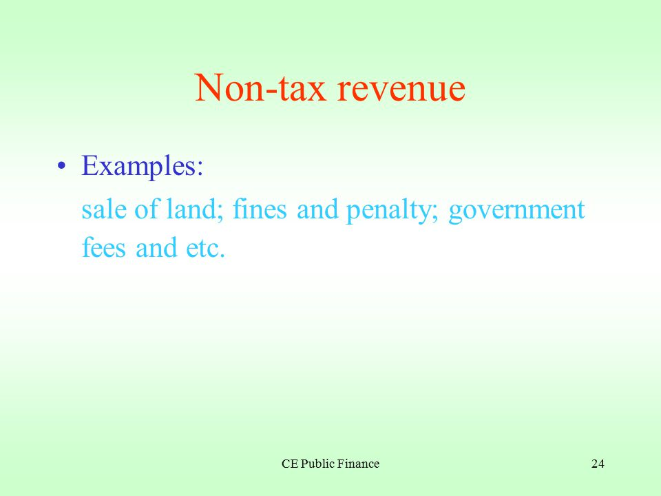 CE Public Finance23 Quiz 3 When the tax payment increases as the income increases, is it a progressive tax .