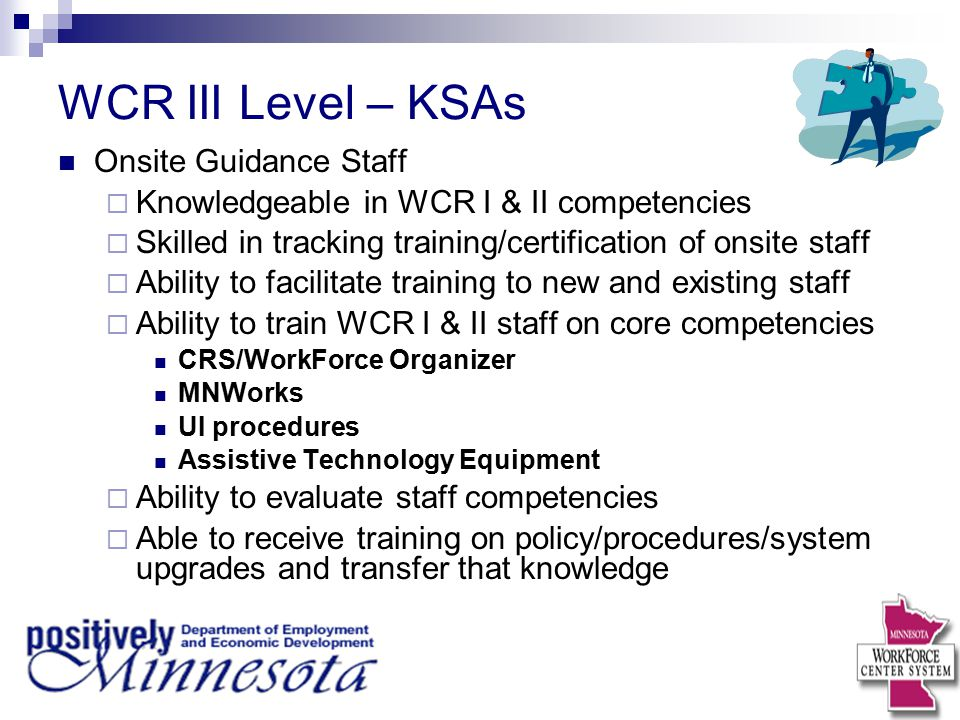 qsen ksas competencies Using the institute of medicine1 competencies, qsen faculty and a national advisory board have for information on applying the competencies at a graduate level, see the graduate ksas page.