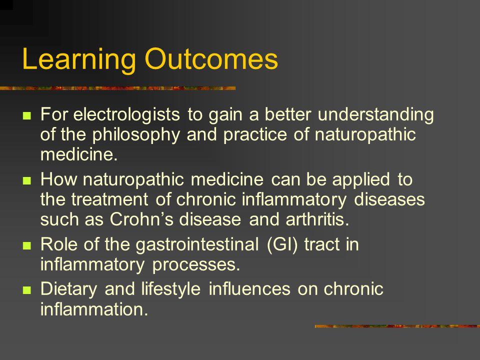 Naturopathic Treatments for Chronic Inflammatory Disease