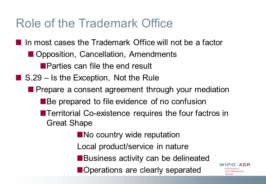 Iv How To Enter And Prepare For Mediation In Trademark Disputes