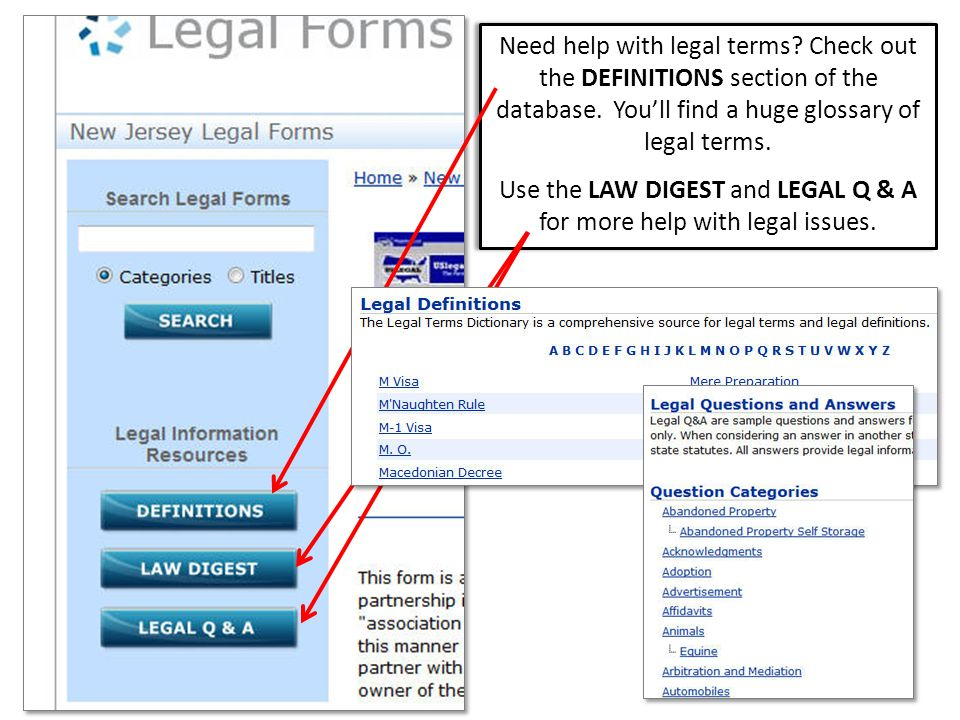 Lets Test Drive Gale Legal Forms Access To Legal Information - Help with legal forms