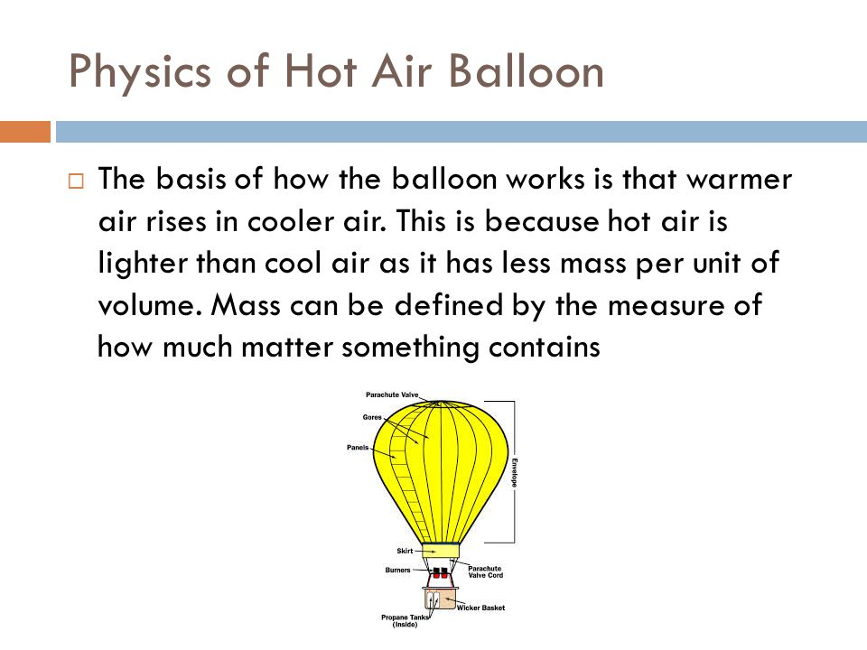 TISSUE PAPER HOT AIR BALLOON Joshua Seo / / Physics / Period:5 ...