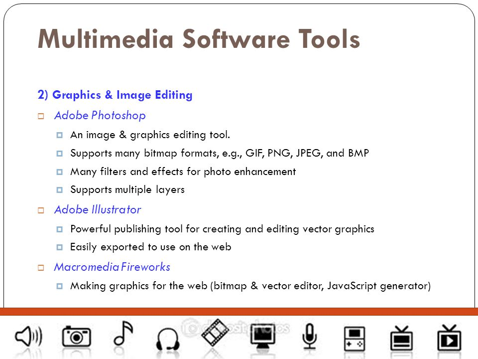 IT 342 : Fundamentals of Multimedia Introduction