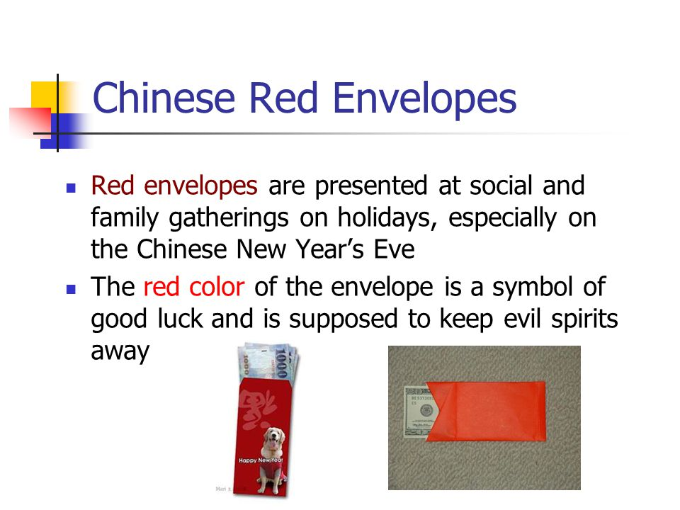 Chinese New Year Chinese New Year Is The Most Important Holiday For