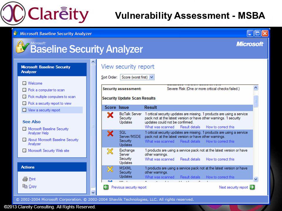 clareity security app