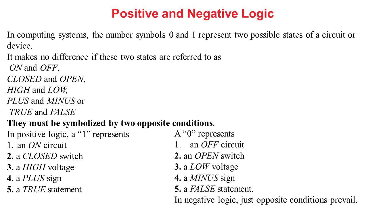 Logic Gate A Logic Gate Is An Electronic Circuit Which Makes Logic