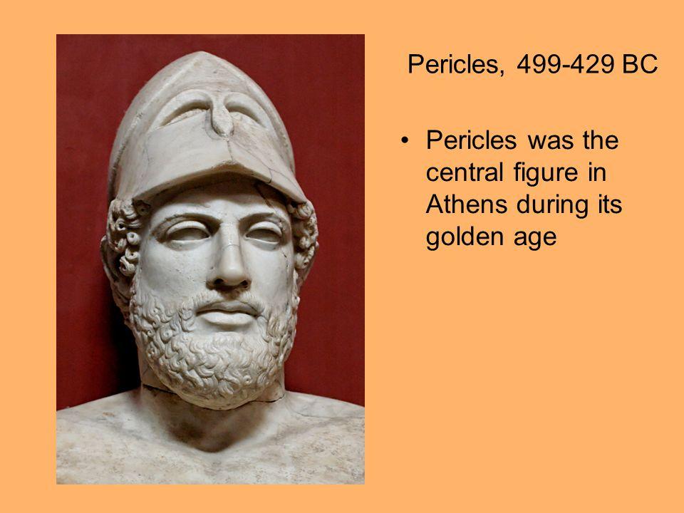 pericles history