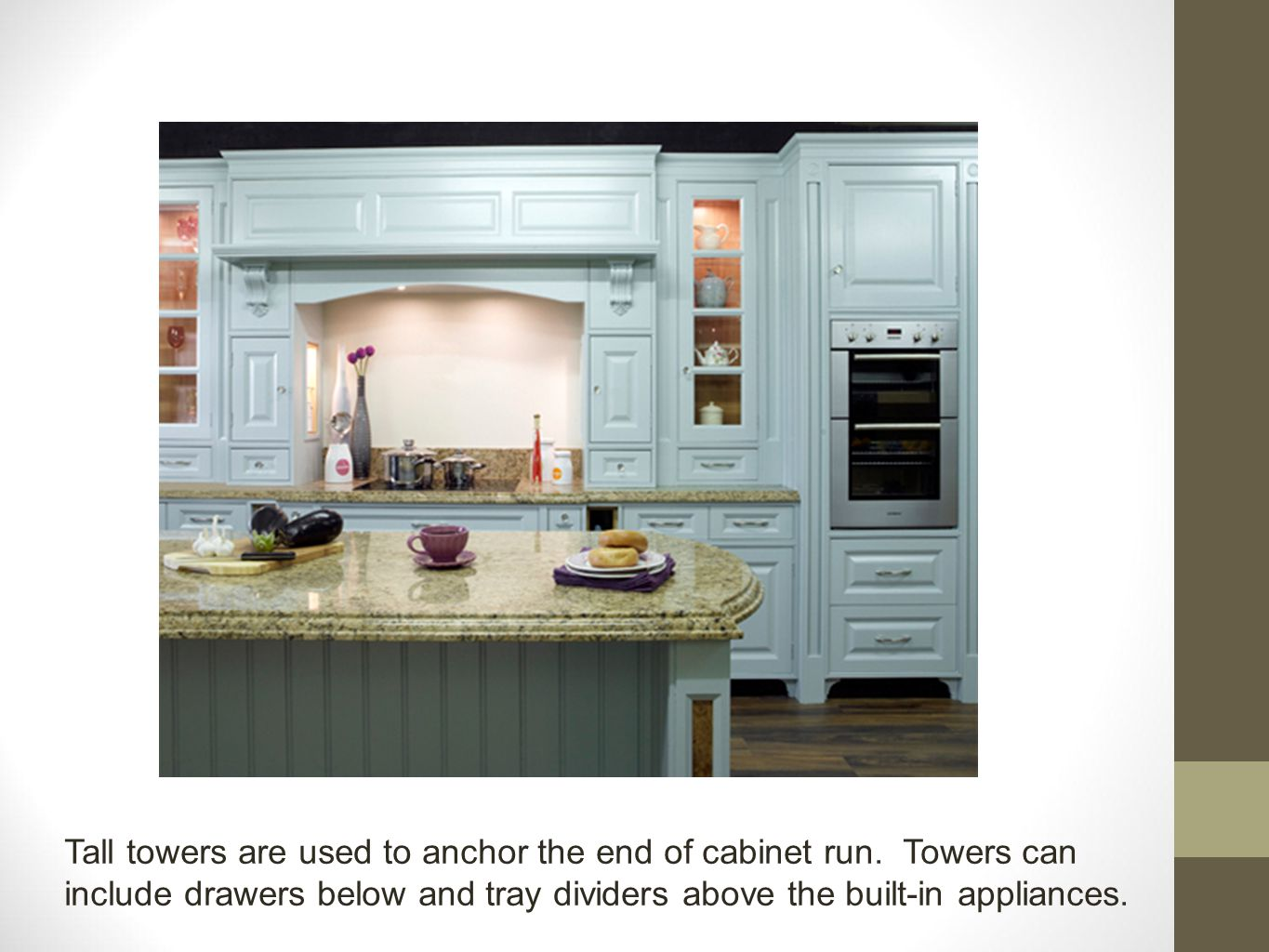 Kitchen Basics Planning and trends. Kitchens are... Considered the ...