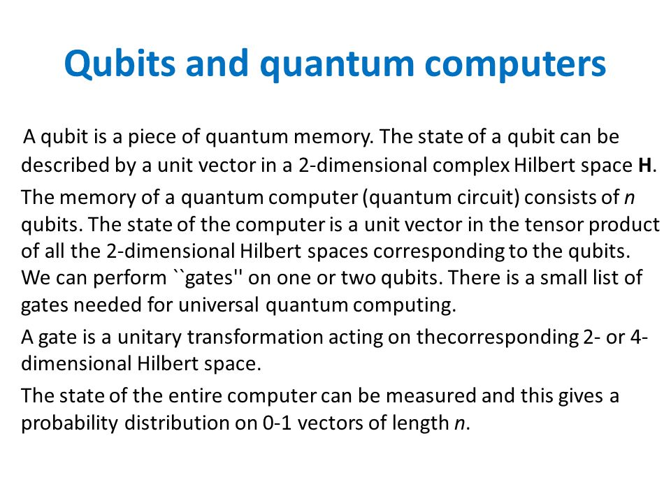 What can we Learn From a Failure of Quantum Computers Gil