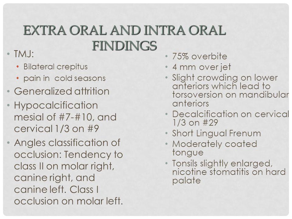 periodontal case study project dental hygiene clinical practice ii