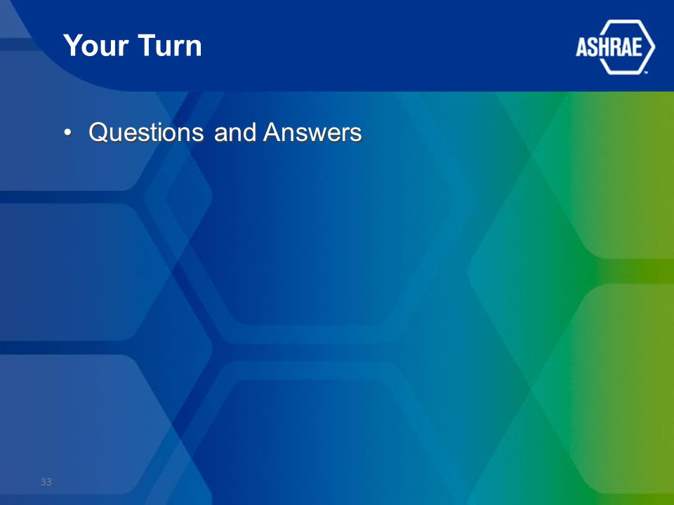 Your Turn Questions and Answers 33