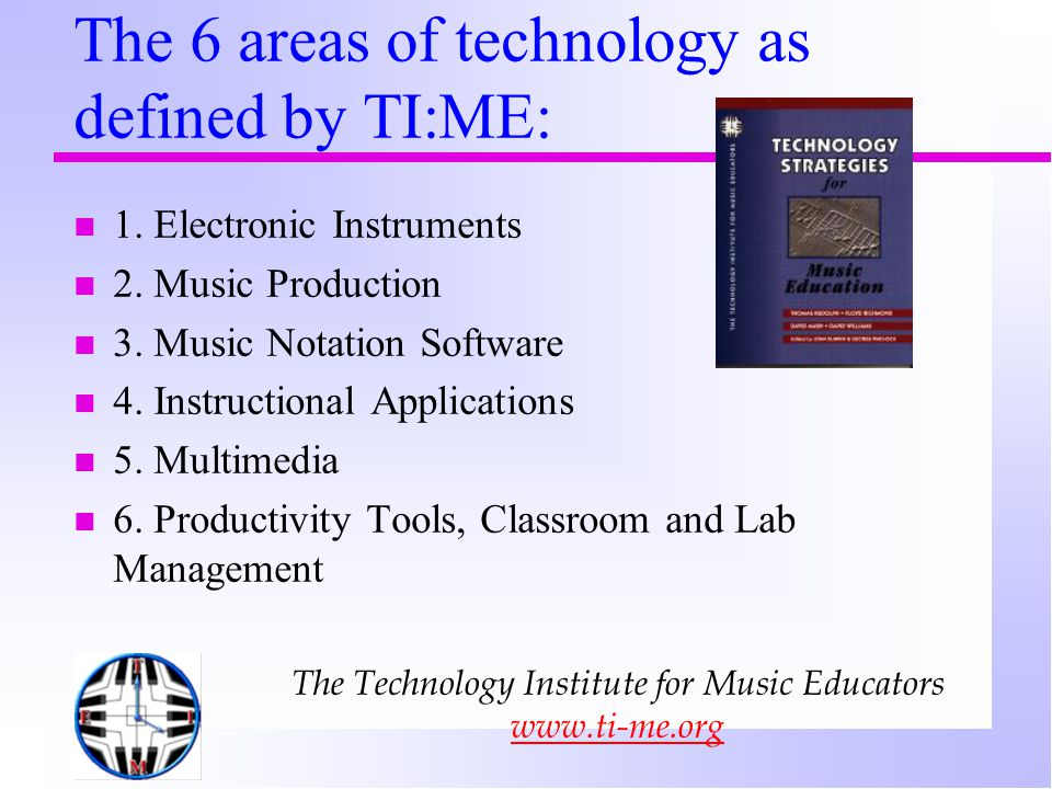 Teaching Music With Technology A Concept Whose Time Has Come Thomas